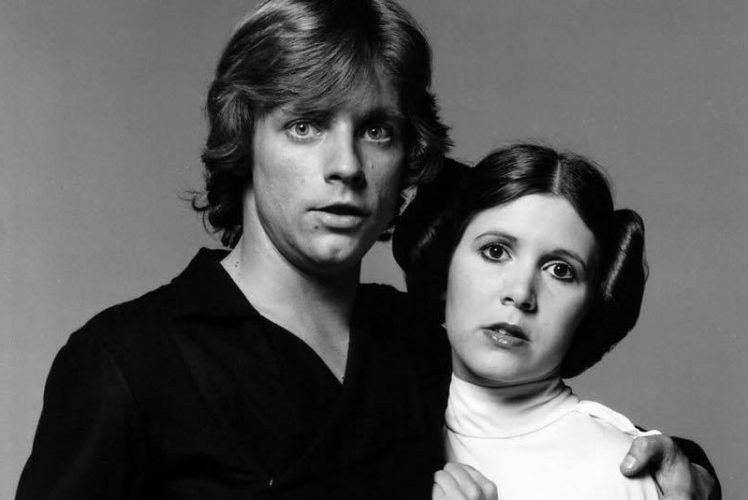 Mark Hamill Pens Tribute To Our Princess